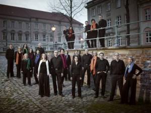 Claudius-Ensemble der Claudius-Ensemble der Singakademie Potsdam e.V.