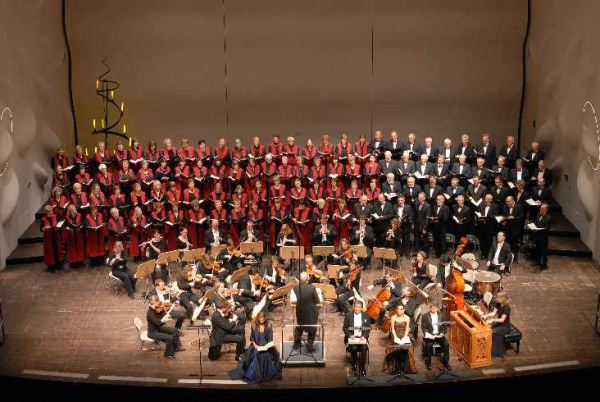 Sinfonischer Chor der Singakademie Potsdam e.V. Nikolaisaal Potsdam